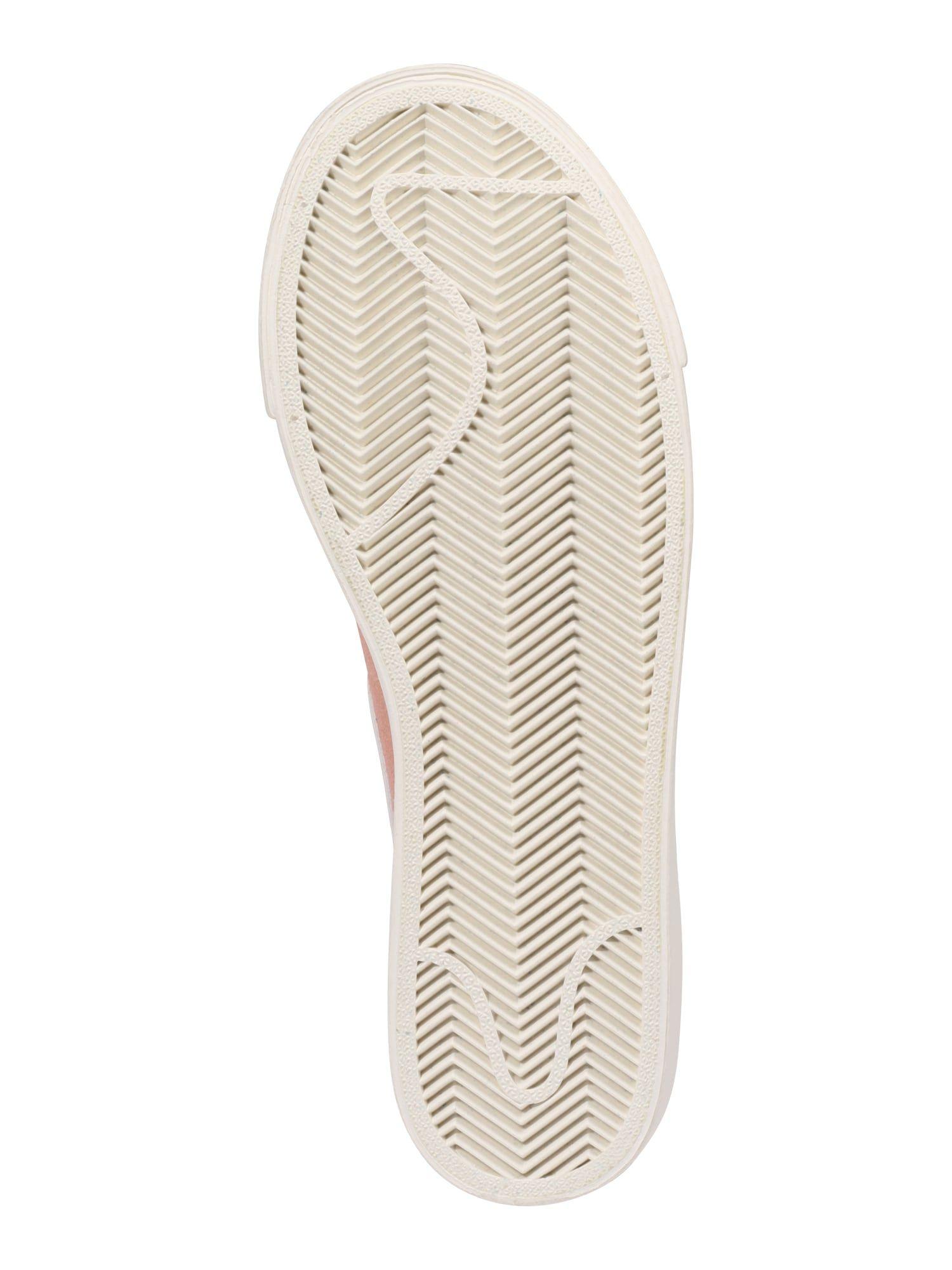 Nike Sportswear Sneaker Blazer Low Damen Weiss Altrosa Grosse 38 Nike Sportswear Blazer Und Altrosa