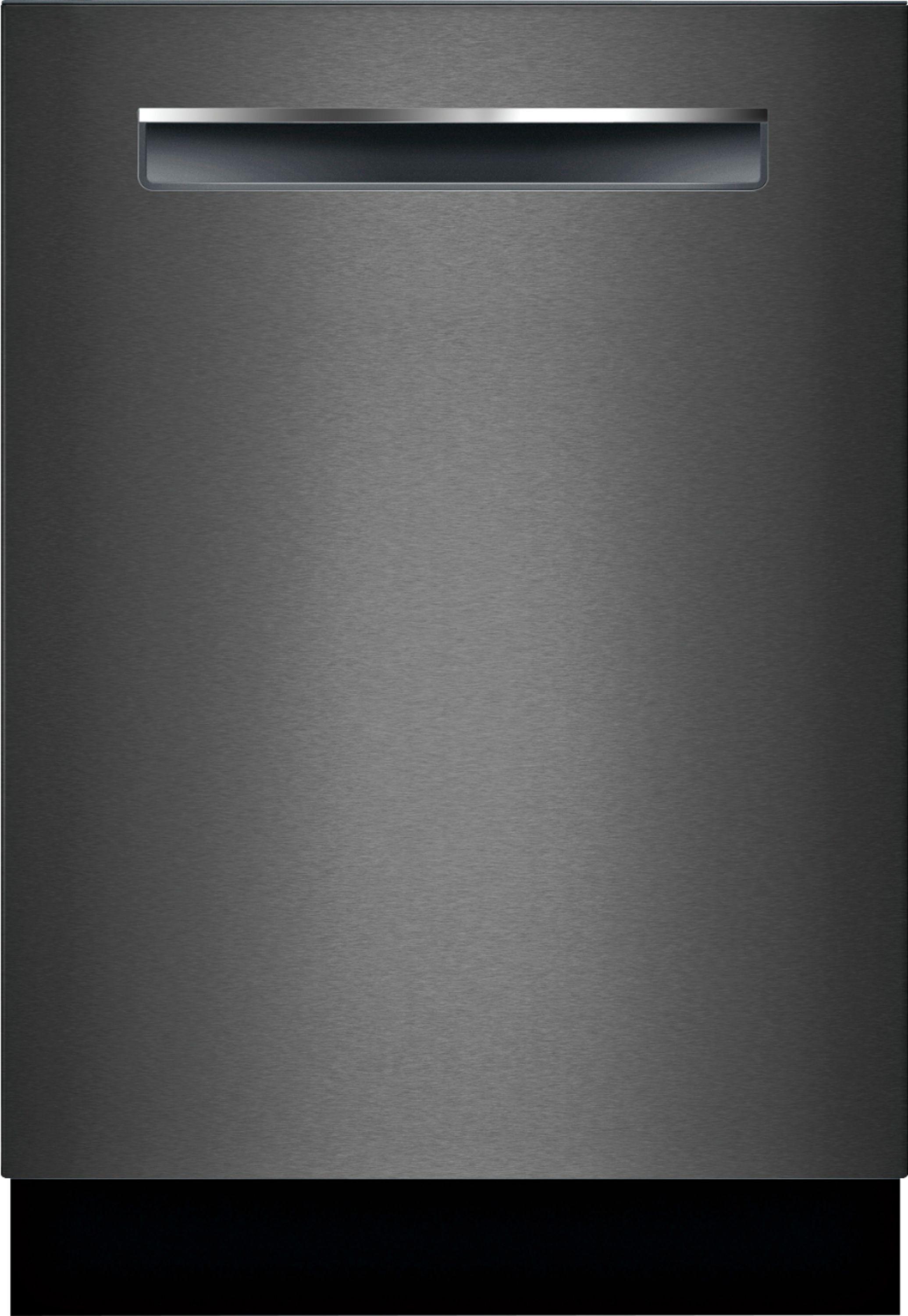 Bosch 800 Series 24 Top Control Built In Dishwasher With Crystaldry Stainless Steel Tub 3rd Rack 42 Dba Black Stainless Steel Shpm78z54n Best Buy In 2020 Steel Tub Built In Dishwasher Integrated Dishwasher