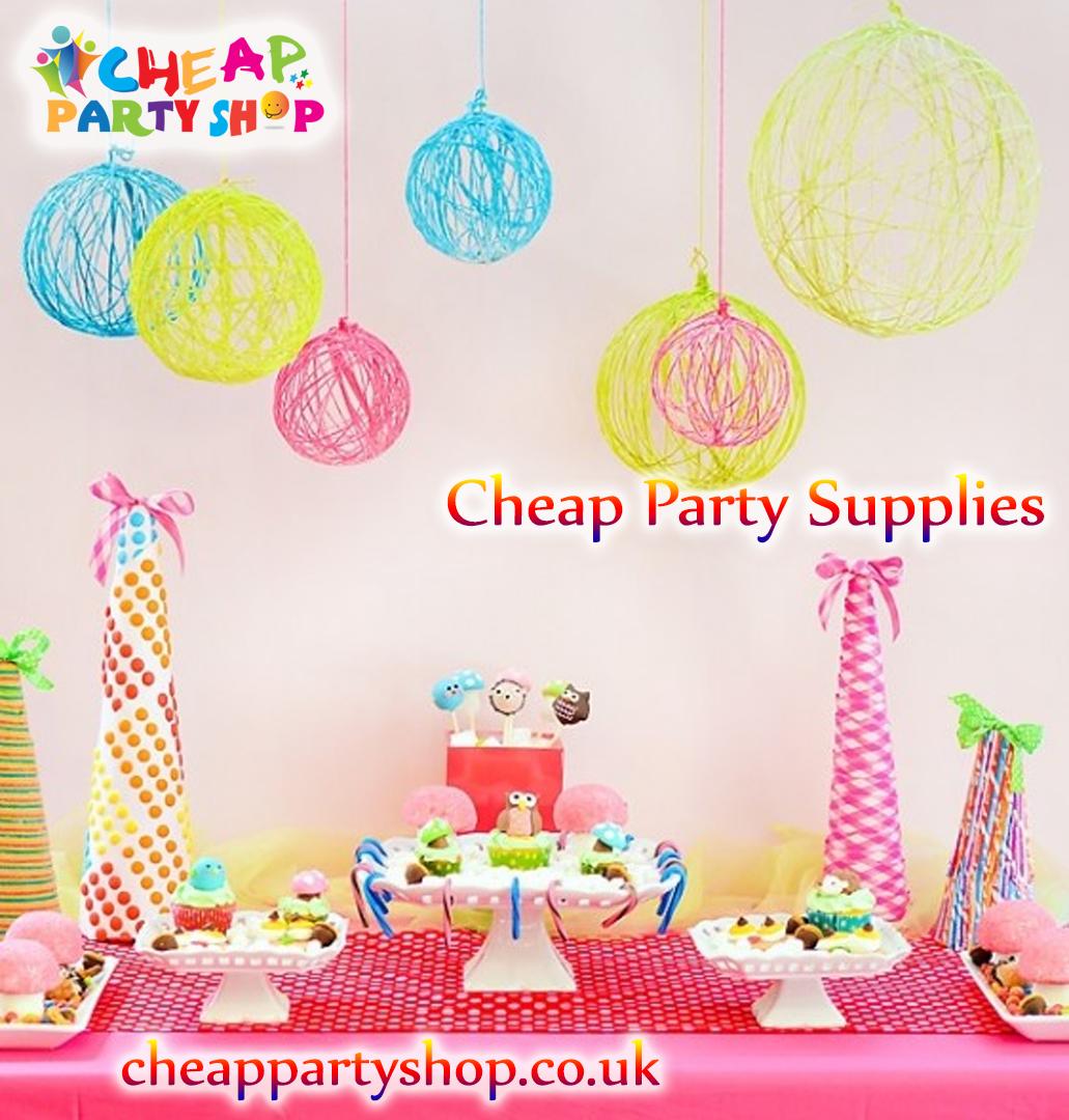 Cheap Party Supplies Uk Homemade Birthday Parties Cheap Party Decorations Homemade Birthday