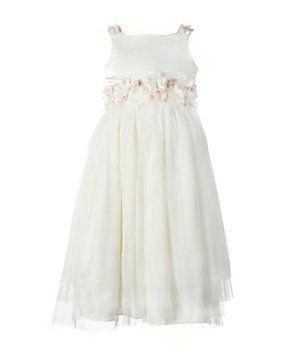 4814330984d Jayne Copeland 2-6X Satin Tulle Dress