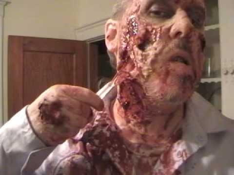 Halloween zombie make up 2008 Hallow\u0027s Eve! Pinterest - zombie halloween ideas