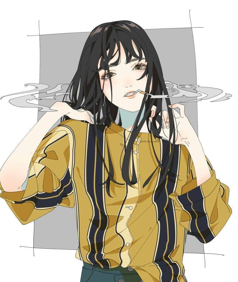 Pin By Cast On Ok Anime Art Girl Anime Manga Girl