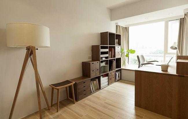 台北 21 坪无印良品风公寓 - 居宅 - 室内设计师网