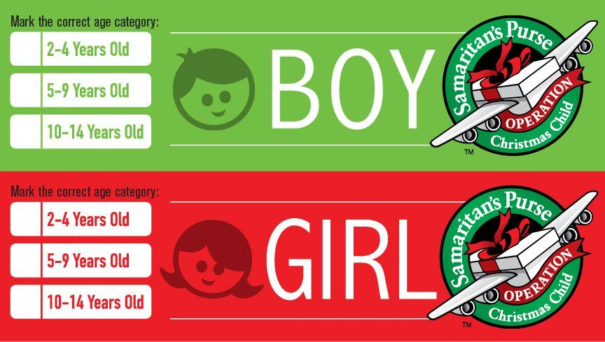 Operation Christmas Child Labels Printable.2017 Occ Shoebox Labels Bg Bulletin Operation Christmas