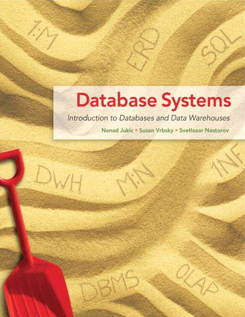 Solution Manual for Database Systems Introduction to