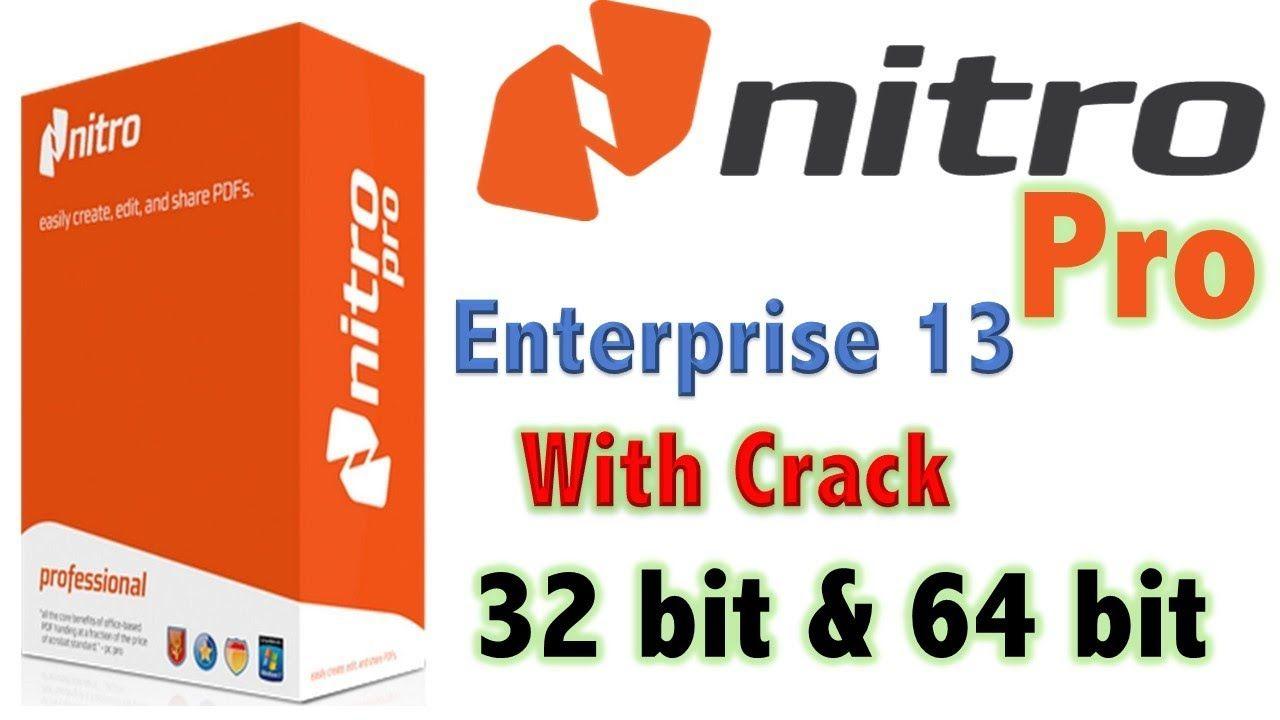 Pin On Nitro Pro Enterprise 13 9 1 155 With Crack