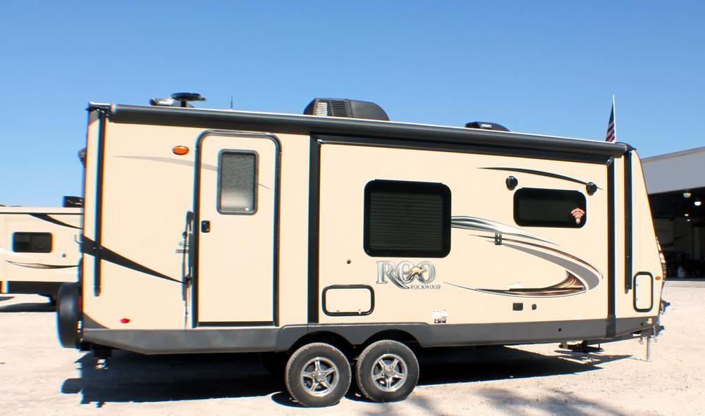 Forest River Rockwood Roo 23FL - Camping World Hkr - 1534965