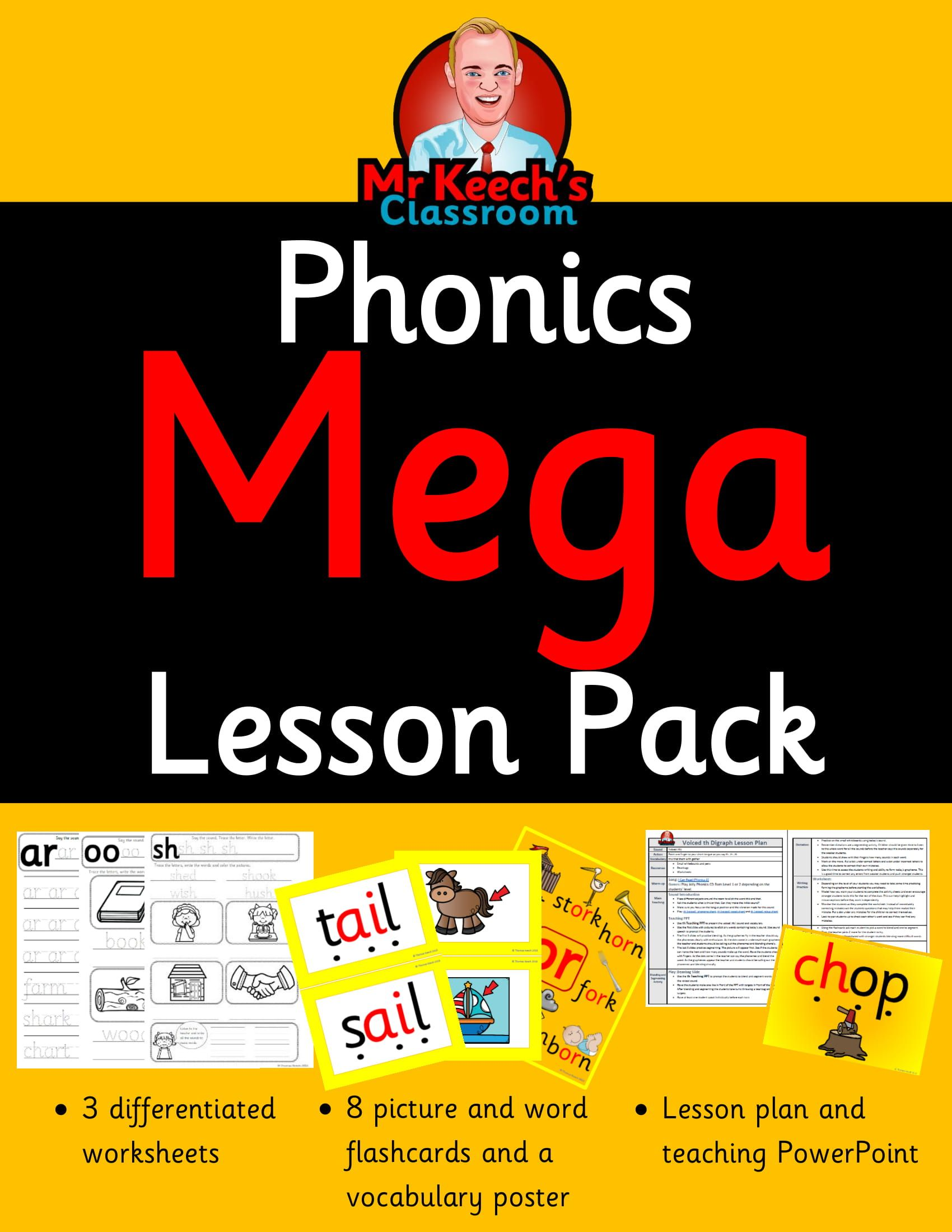 Phonics Worksheets Lesson Plans Flashcards Jolly