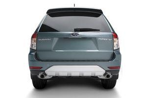 2013 #Subaru #Forester Bumper Underguard--Rear. MSRP: $239.95 #Subaru #parts #accessories