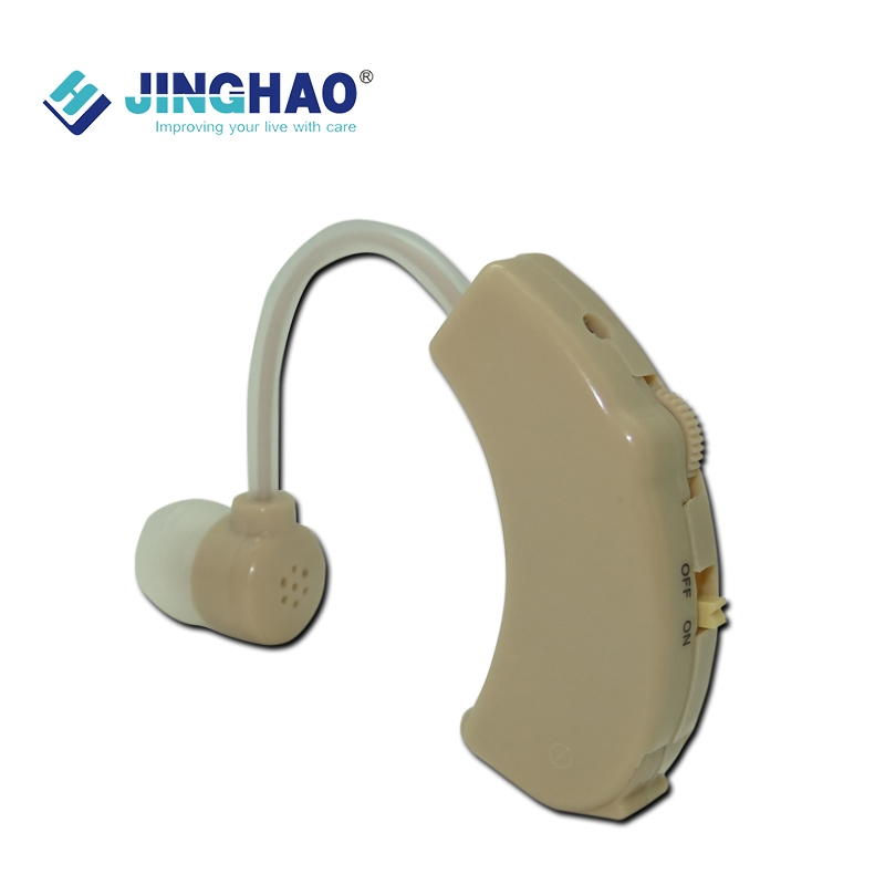 57.89$  Watch now - http://alibn3.worldwells.pw/go.php?t=616871412 - Best Ear Hearing Amplifier BTE with CE Low Price Low Noise Harmonic Wave Distortion 6 Volume Adjustable Sound Amplifier JH-138