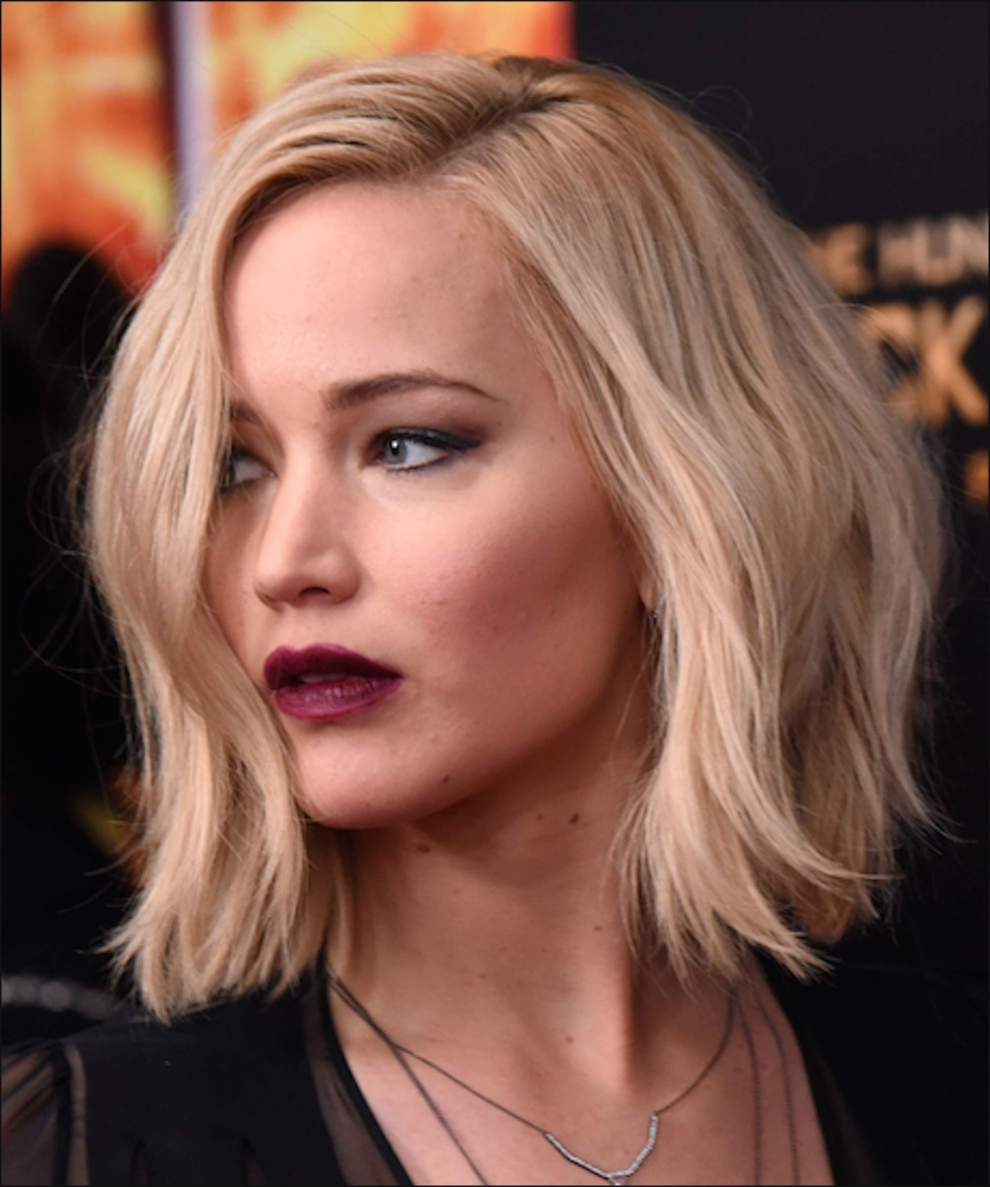 Jennifer Lawrence Has Strong Feelings About The Tyranny Of Einfache Frisuren Jennifer Lawrence Hair Hair Styles Short Hair Styles