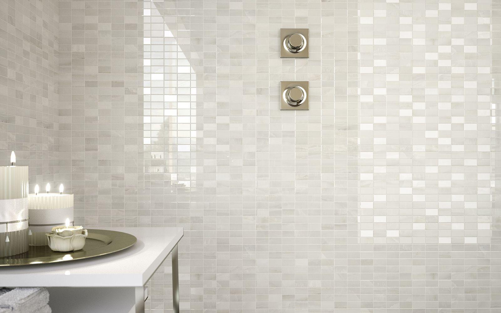 Onix - Gres imitación mármol para baño | Marazzi | Tiles | Pinterest ...