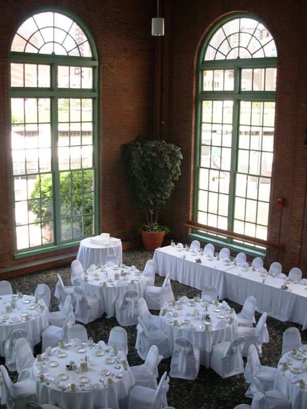 Beautiful White On White Chair Covers And Sashes By Sitting Pretty Linens At Windows  On The River