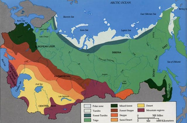 Maps And Location Of Taiga Map Biomes Boreal Forest