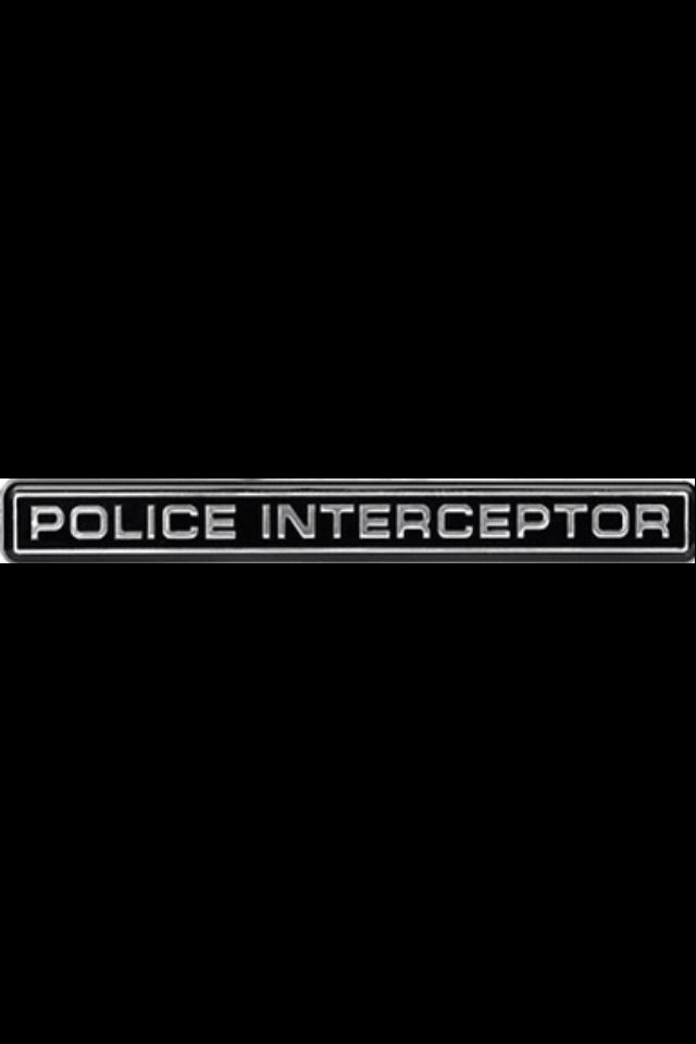 Crown Victoria Police Interceptor. (Great for iPhone wallpaper) I made this  from a