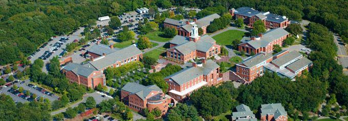 Bentley University College University College Accounting Programs