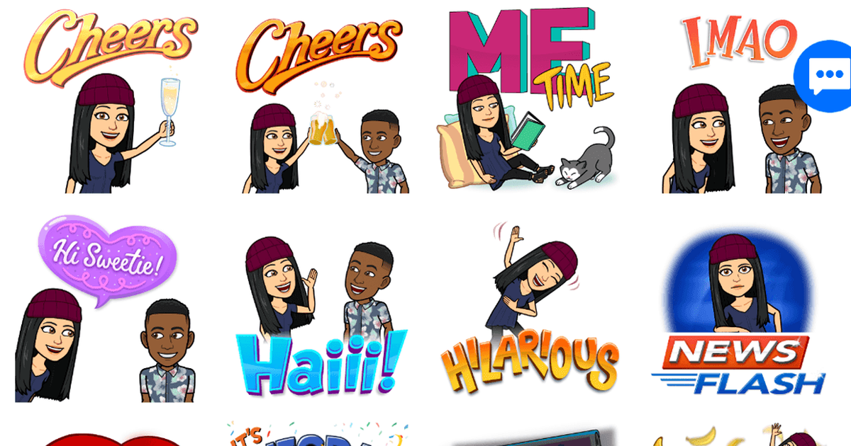 Friendmoji are finally free from their Snapchat shackles