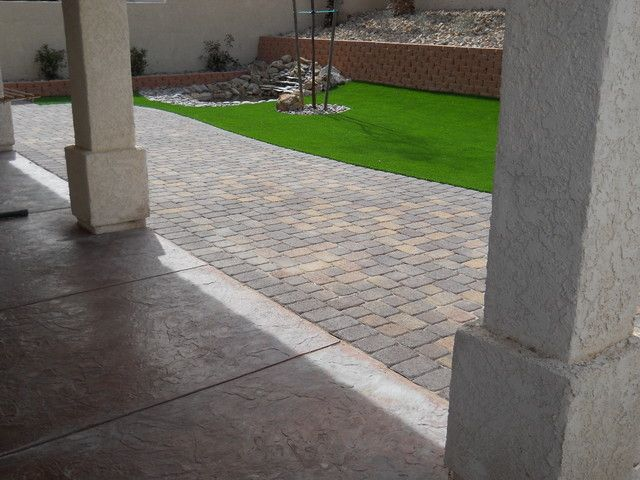 Las Vegas Backyard Landscape Ideas