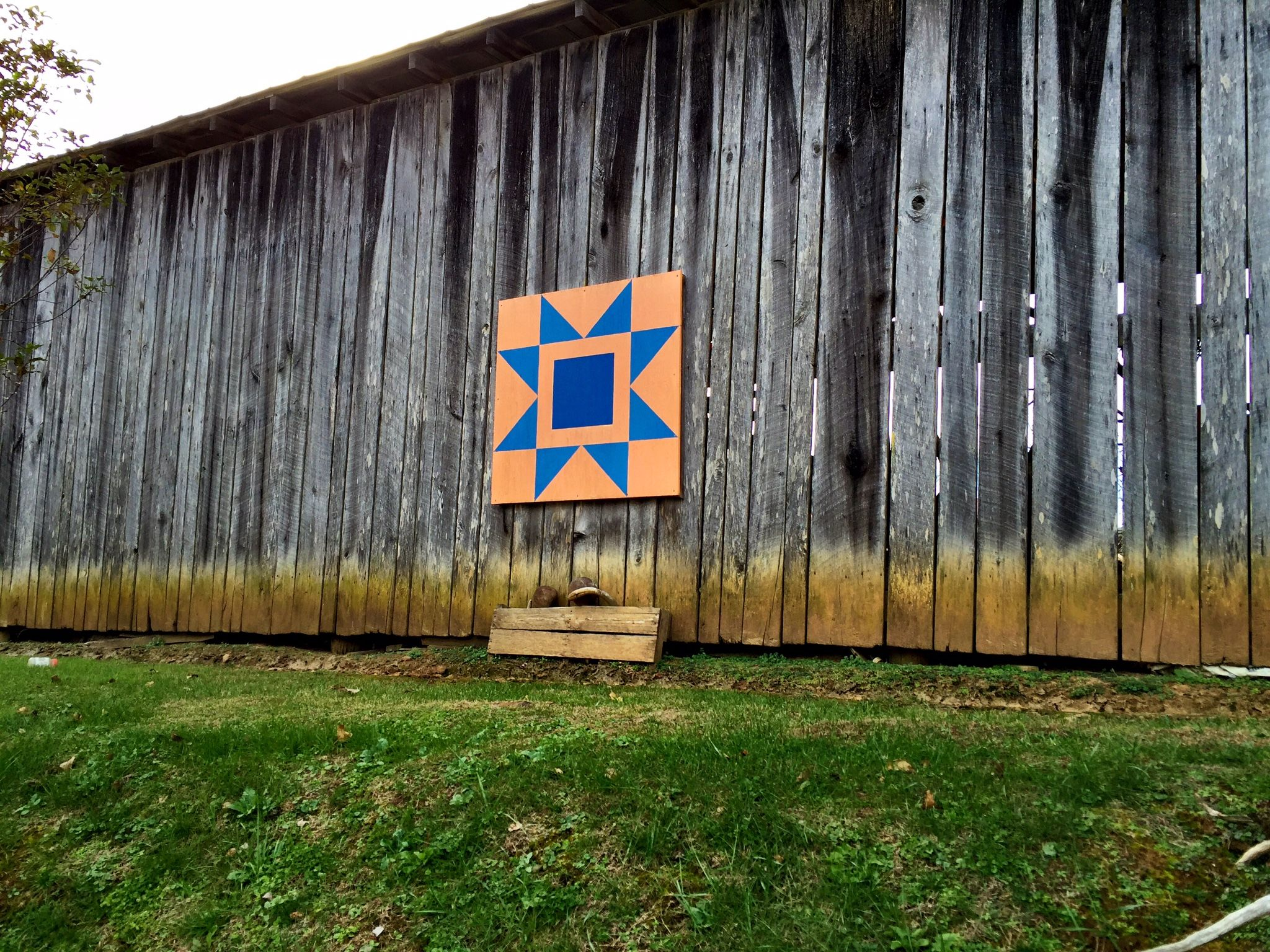 Bethlehem Star Byrd Quilt Barn Sinks Rd Sneedville Tn Hancock Co Barn Quilts Appalachia Barn