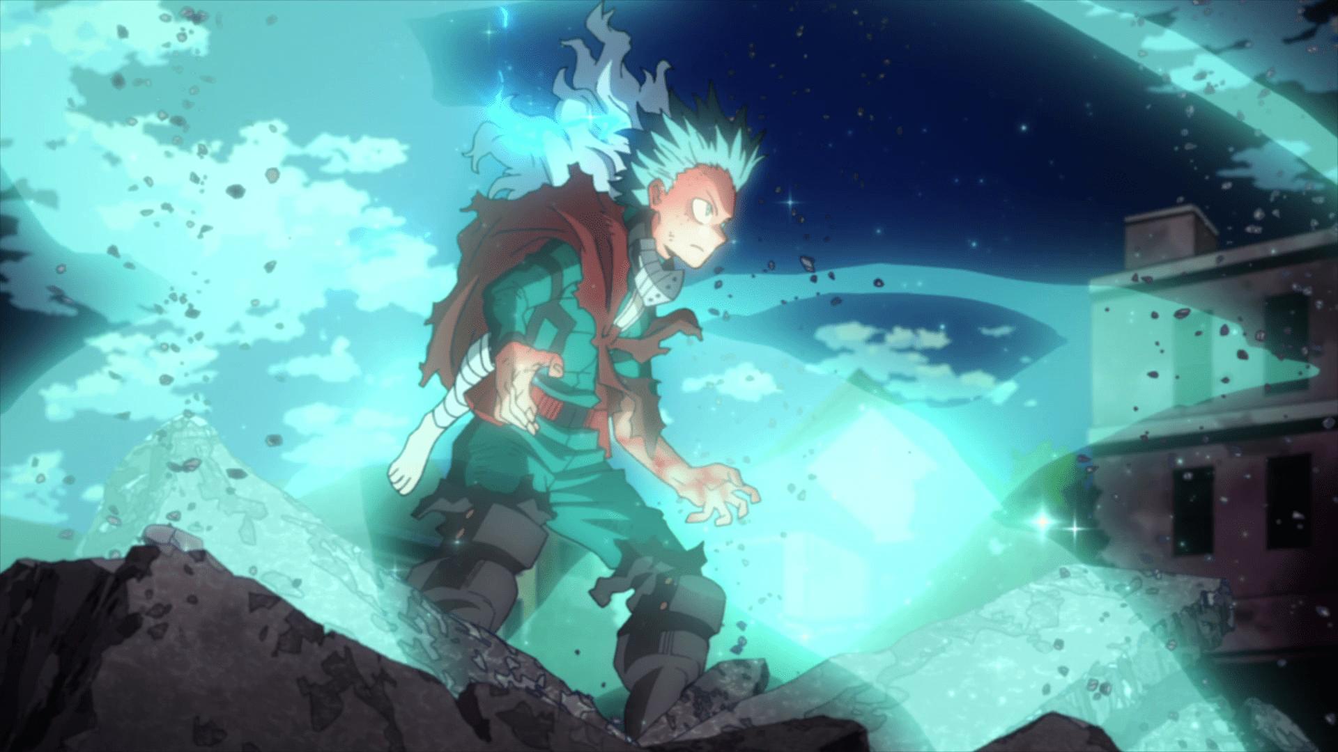 My Hero Academia Season 4 Episode 13 Recap And Review My Hero Hero Wallpaper Hero