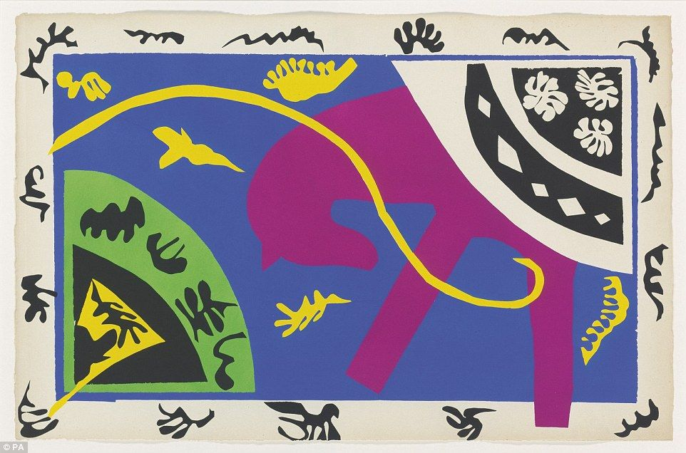 Sting auctioning his art collection including a Matisse and Picasso   Daily Mail Online