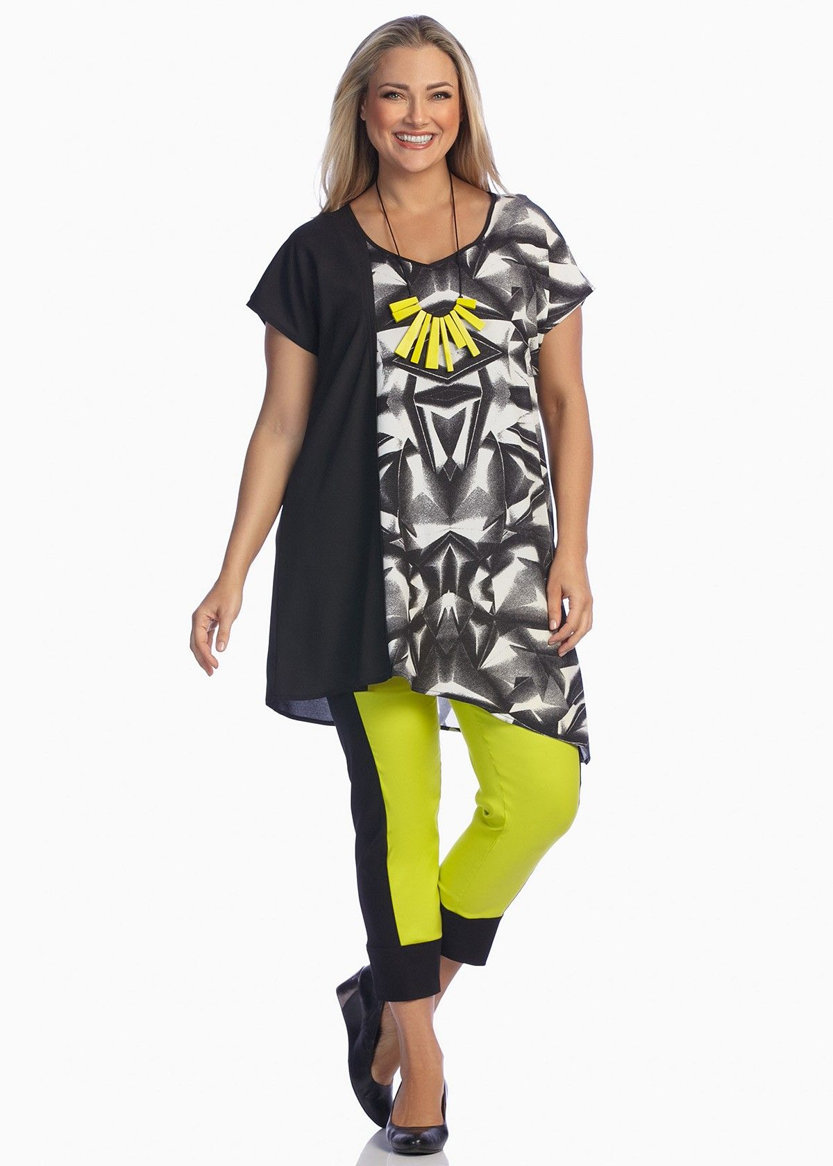 Sea Spray Tunic Only £55.00 On takingshape.com - http://bit.ly/1NciqXo #Clothes