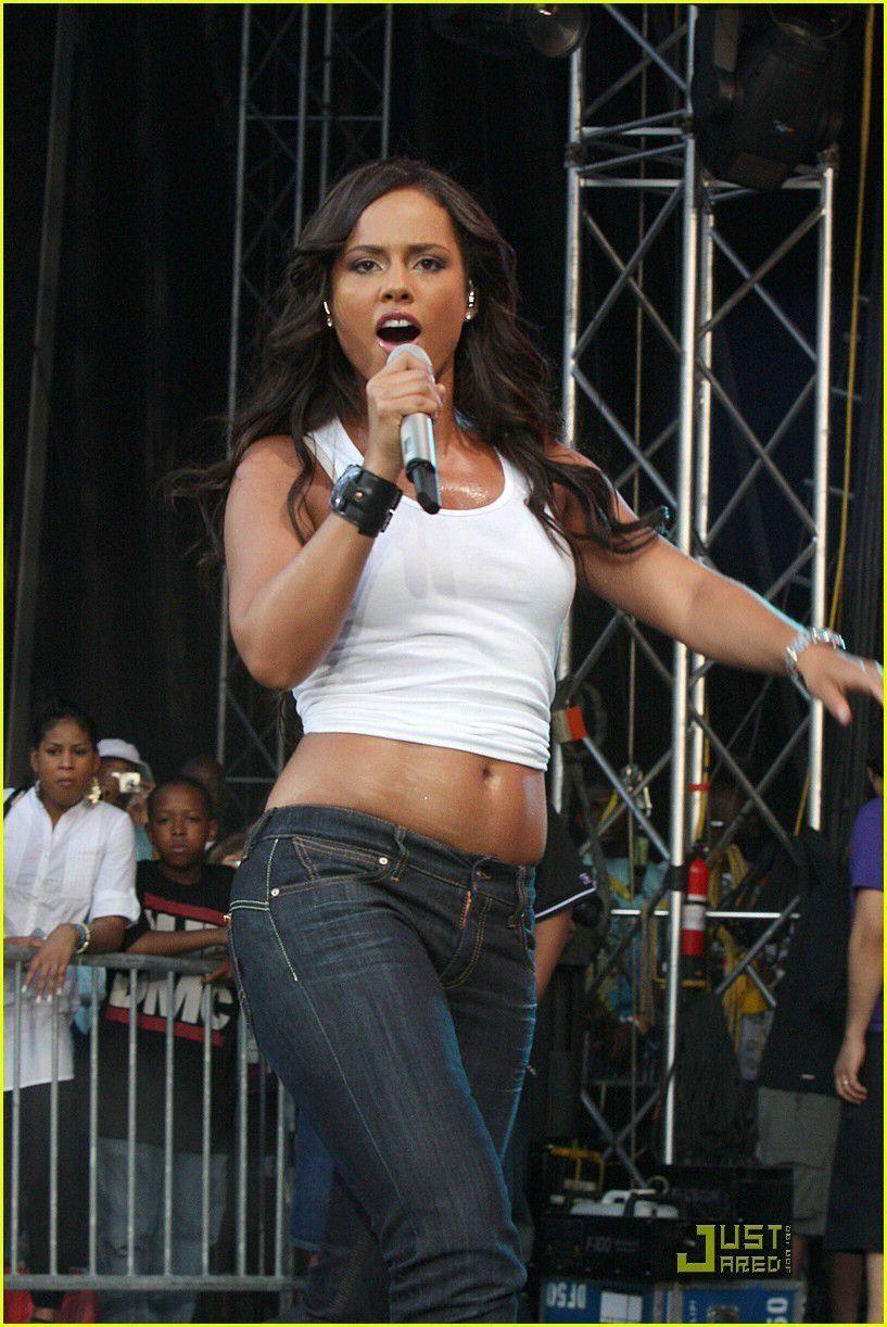 Alicia Keys Alicia Keys National Anthem Singing