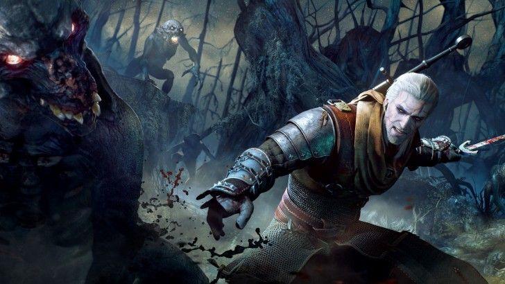 Geralt of Rivia Monster Fighting High Res 2880x1800 | Фэнтези, Картины,  Искусство