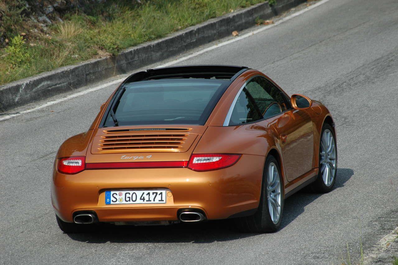 Targa 4 997 Porsche 911 Porsche Porsche 911 Carrera
