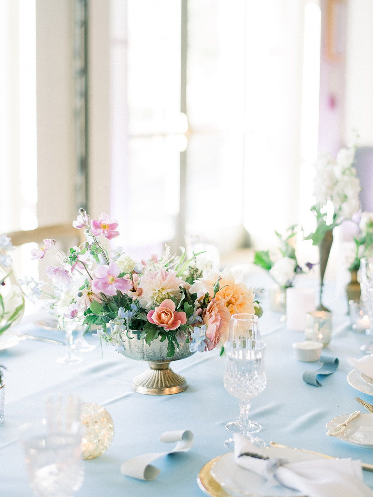 The Prettiest Pastel Wedding Inspiration At Diamond Bar Center Pastel Wedding Wedding Wedding Inspiration