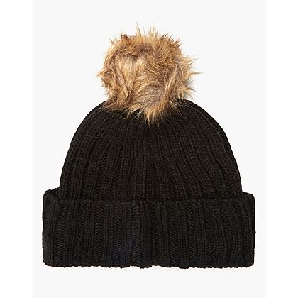 Impulse Purdy PomPom Beanie - A unique streetstyle store stocking own labels Hearts & Bows + CLOAK plus Fred Perry, Carhartt, ASA, Motel and more