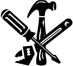 Mechanic Tools Clipart Black And White Google Poisk Black Clipart Gardeningtoolsclipar Clipart Black And White Clip Art Black And White Google