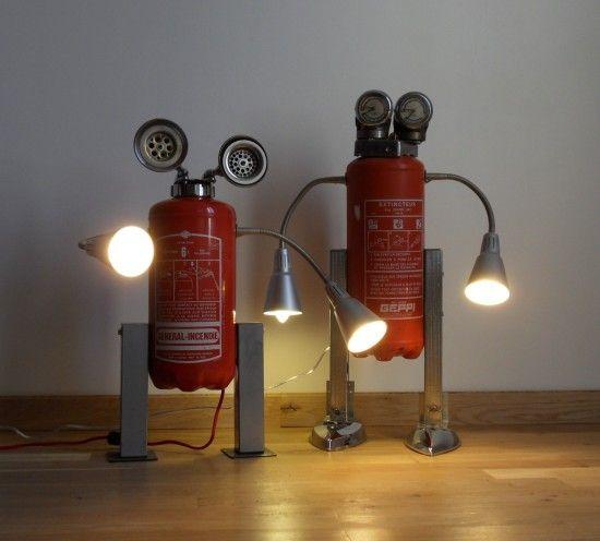 IKEA KVART robot lamps IKEA Hackers   Robot lamp, Lamp