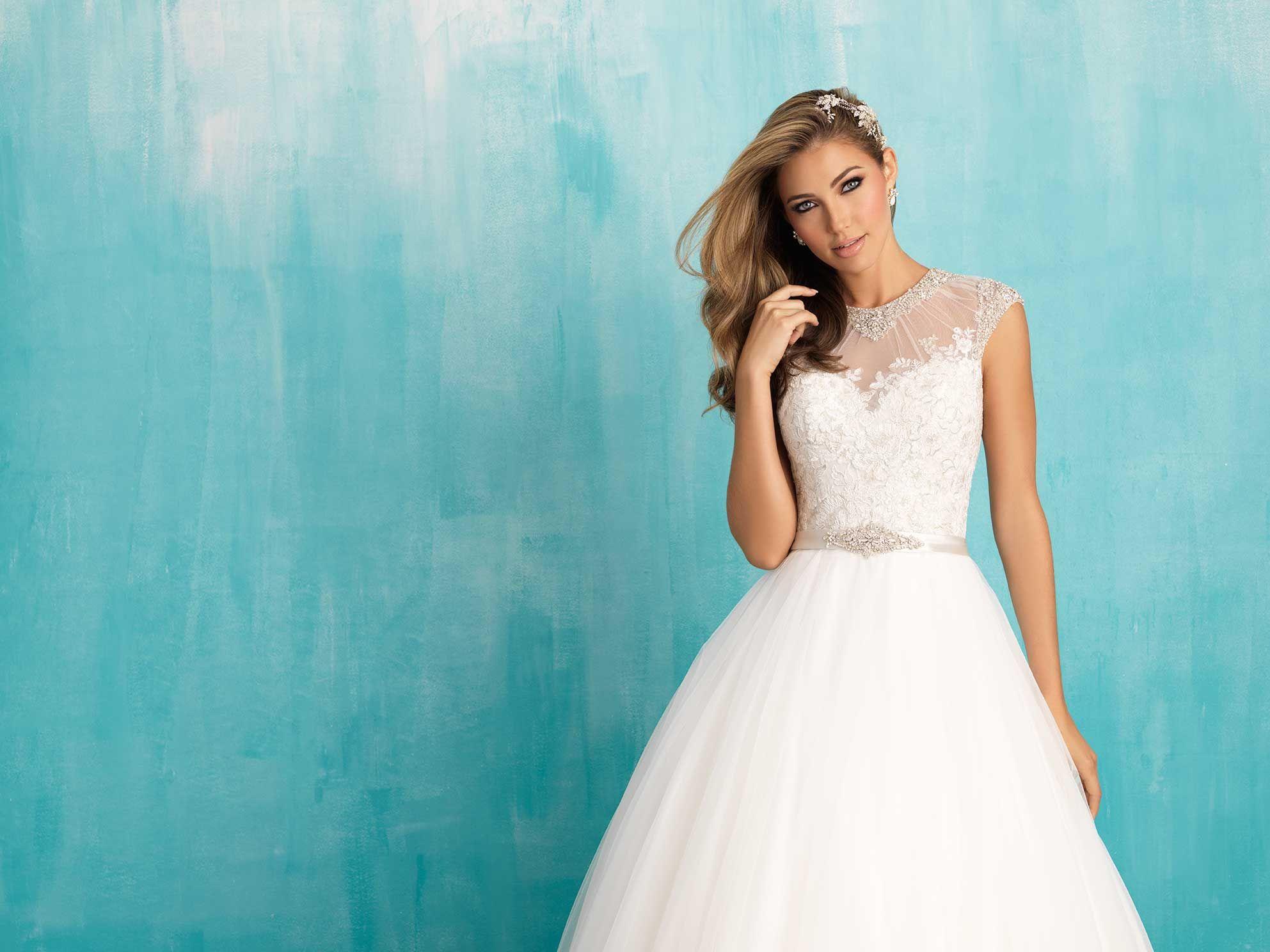 Allure Bridals: Style: 9301   A L L U R E BRIDALS   Pinterest ...