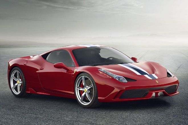 Michelin To Be Exclusive Tyre Suppliers For Ferrari 458 Speciale