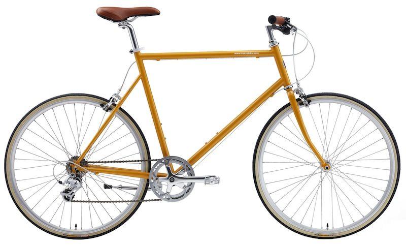 My Darling Wheels Tokyo Bike Cs Mustard I Have A Basket Too
