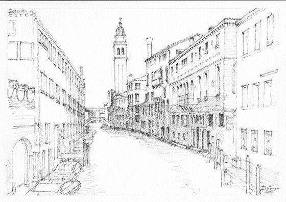 Venice coloring hledat googlem