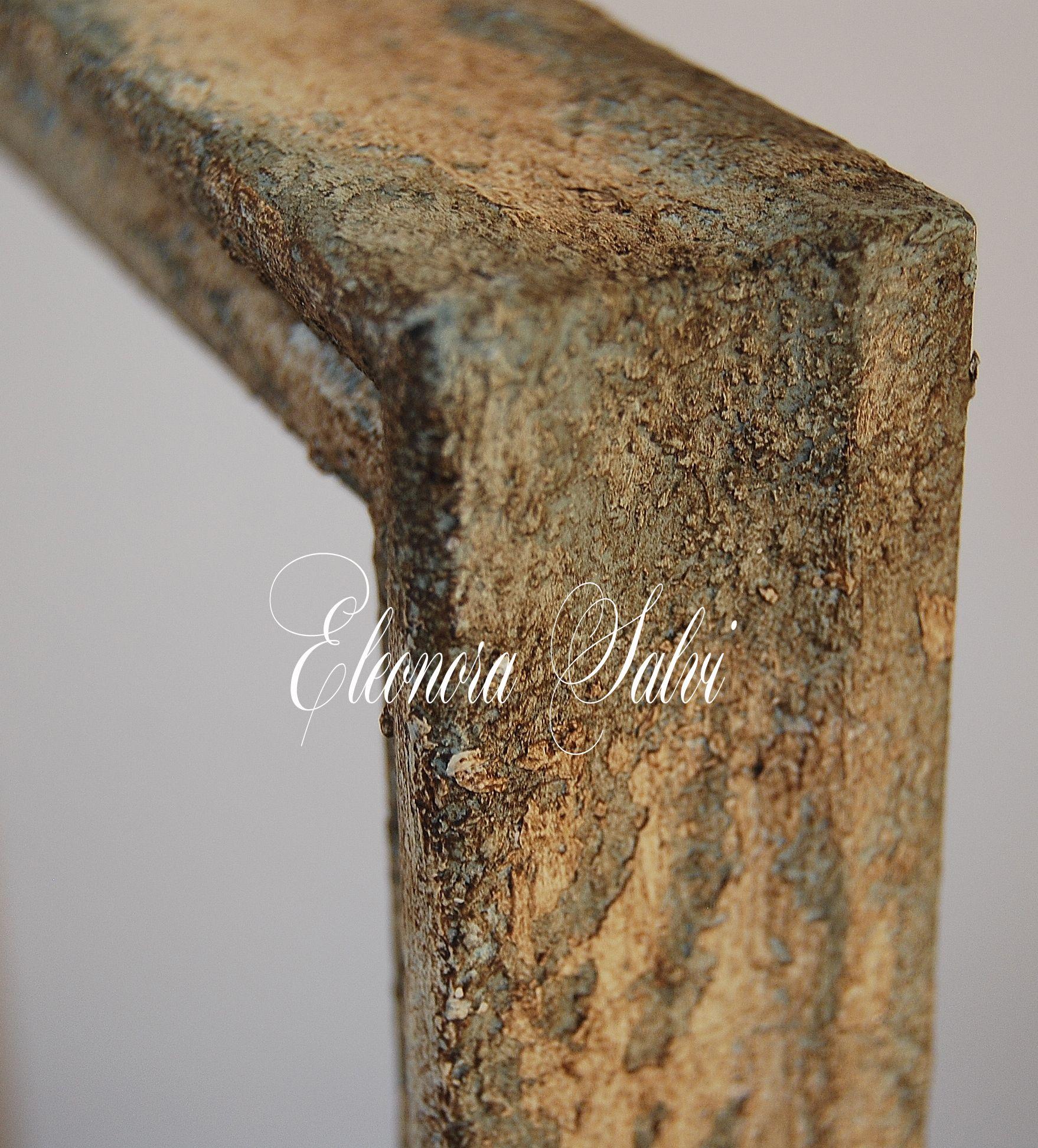 Cornice cornici di legno stile chippy shabby chic antico for Cornici online