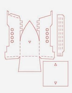 Pirate Ship Cardboard Cutout Beautiful Diy Create Your Own 3d Pirate Ship Maybe We Can Expand This Cardboard Cutout Cardboard Pirate Ship Pirate Ship Craft
