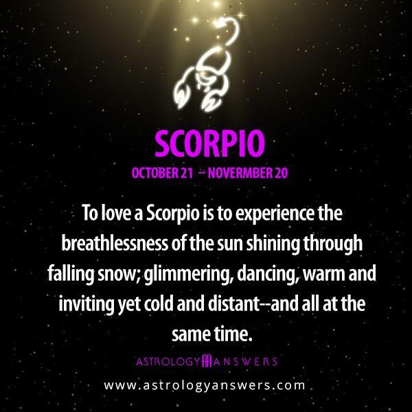 #scorpio #truth