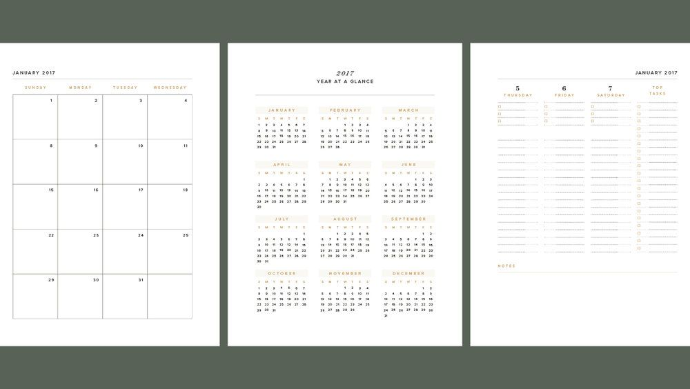 New Mini Class Automating Calendars With Indesign Spruce Rd At A Glance Planner Planner Inserts Indesign