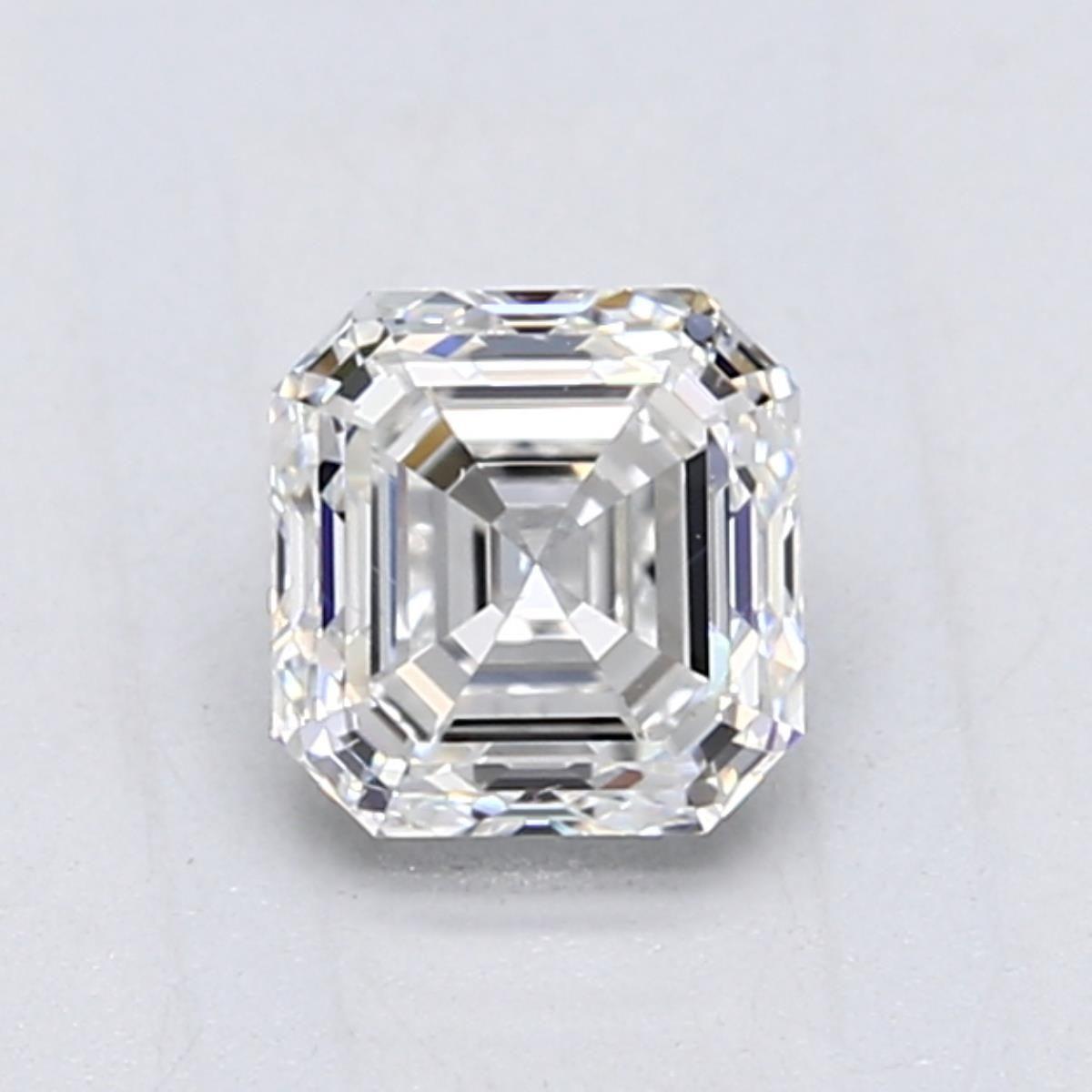 1.01-Carat Asscher Cut Diamond | Blue Nile | Stock Number LD09029918