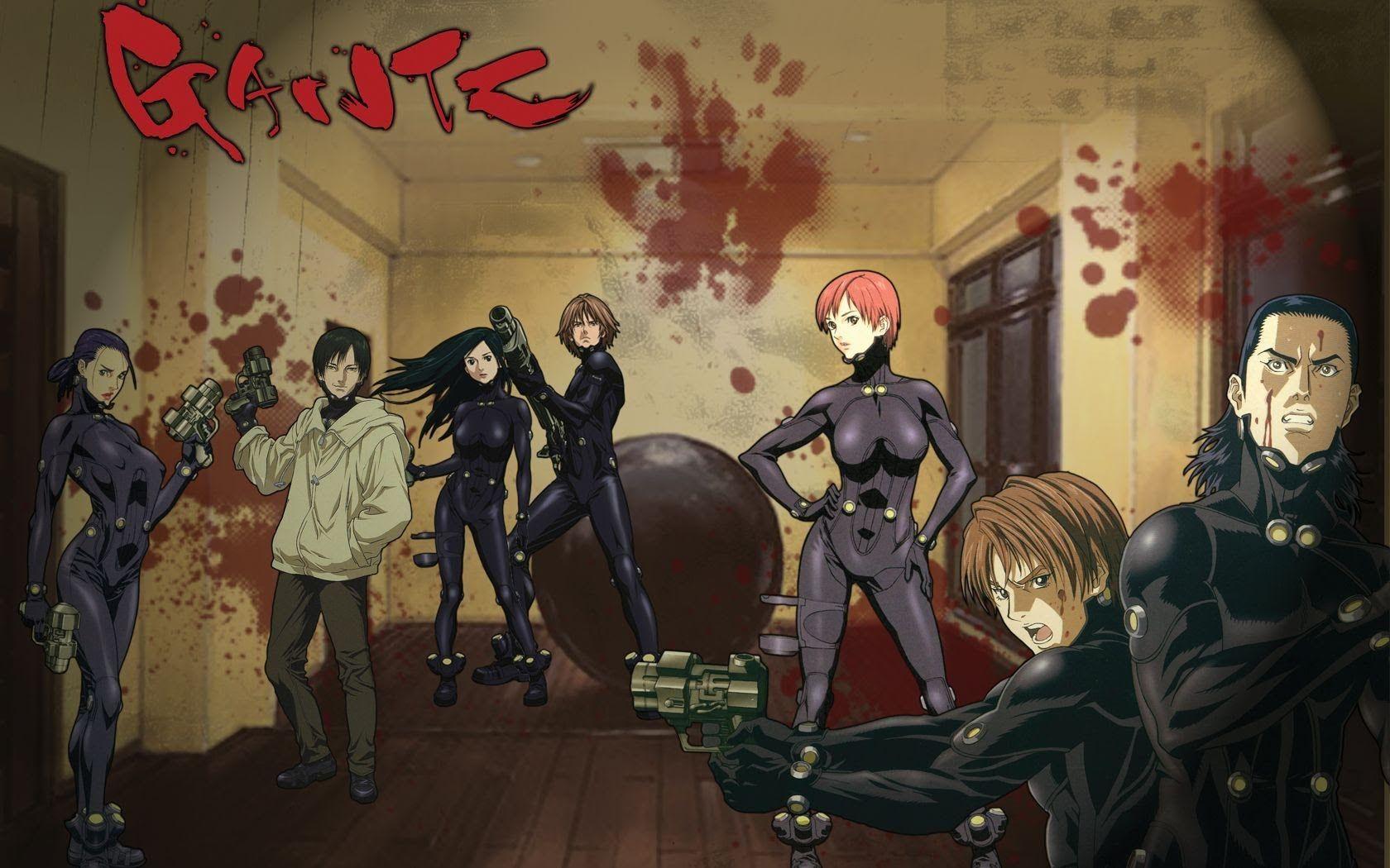 علي الحداد Gantz Anime Review (+قائمة تشغيل) Anime