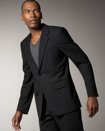 Theory Xylo Tailor Sport Coat, Black