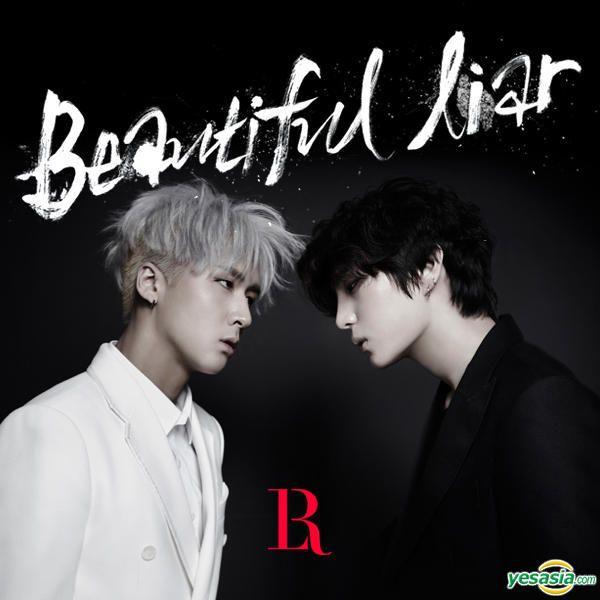 Vixx LR Mini Album - Beautiful Liar (Photo Version)