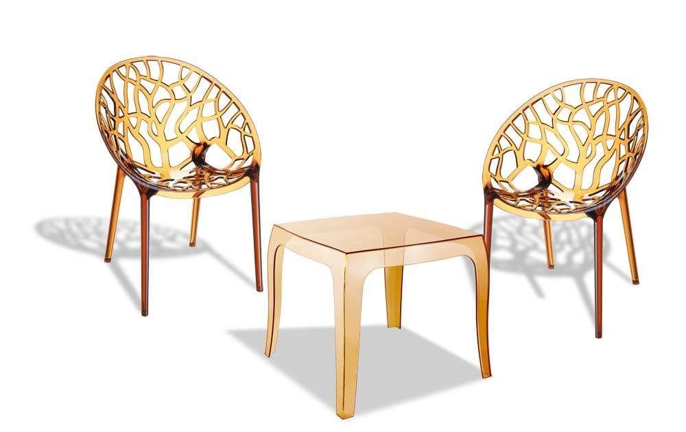 details zu sitzgruppe arendal stapelbar kunststoff gartenmöbel, Gartenarbeit ideen