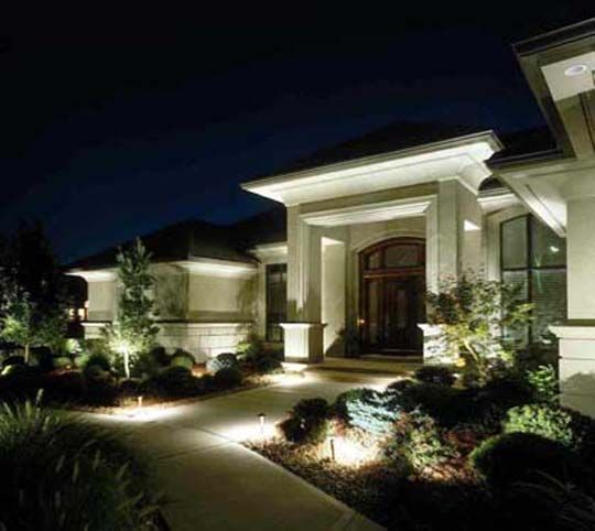 Image Detail For Outdoor Landscape Lighting Ideas Pic01 Outdoor Lighting For Your House With Images Outdoor Lighting Design Landscape Lighting Design Light Architecture