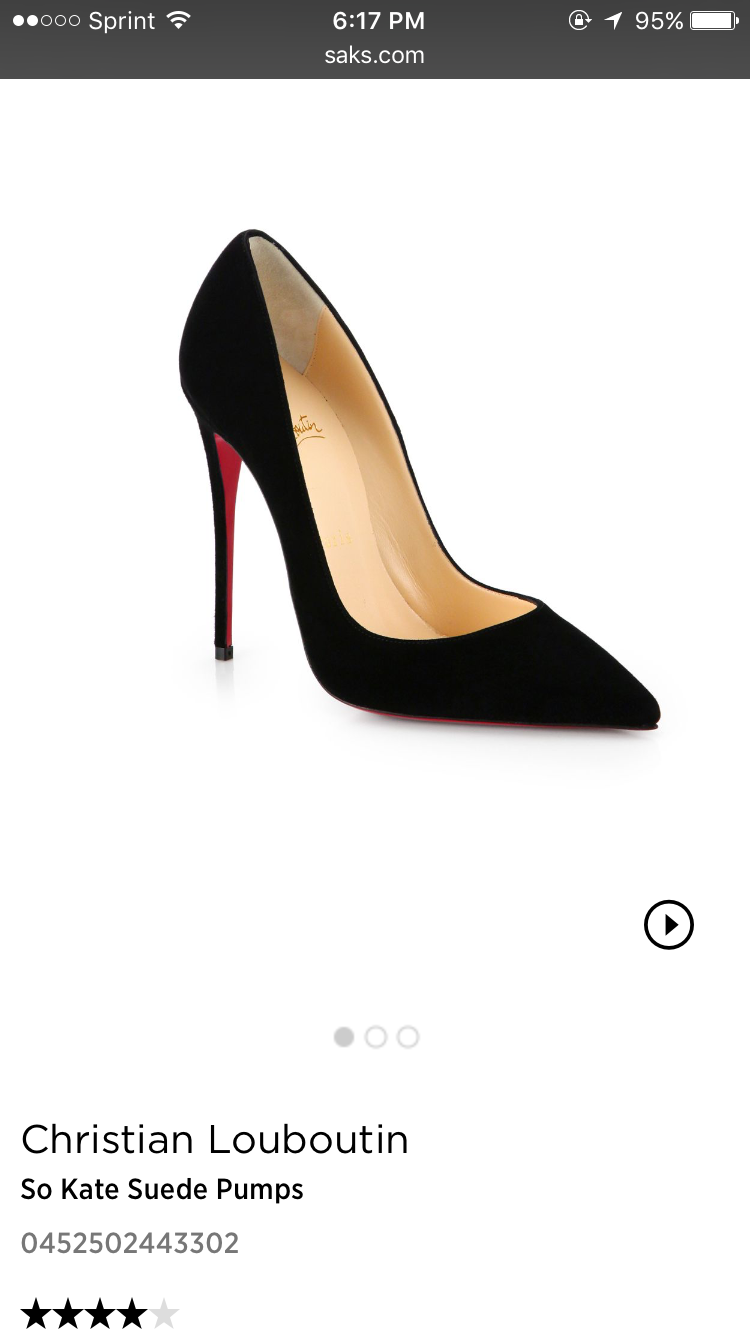 90adc1bb29 Pin by Tiffany Sumner on Wish list | Christian louboutin, Louboutin ...