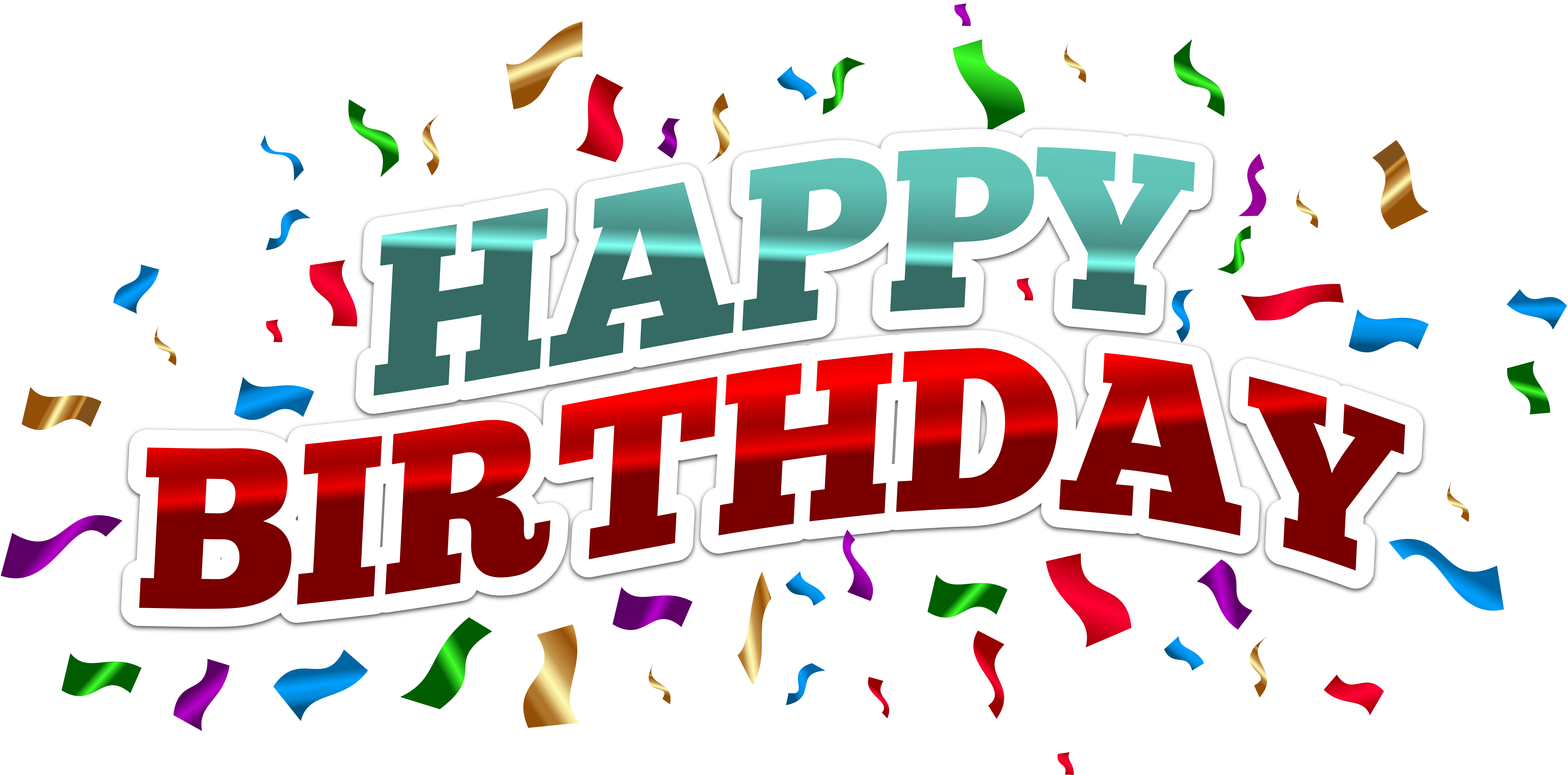 Colorful Happy Birthday Png Clip Art Image Gallery Yopriceville High Quality Images Happy Birthday Clip Art Cool Happy Birthday Images Happy Birthday Clip