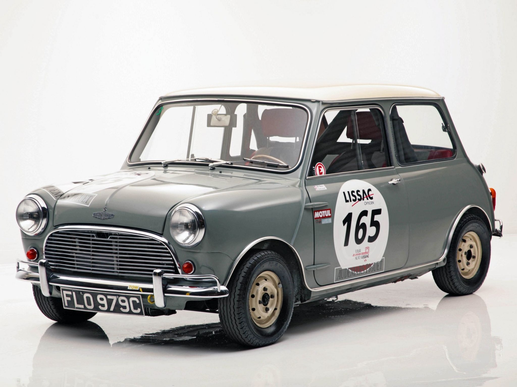 1964 austin mini cooper s rally ado15 race racing classic. Black Bedroom Furniture Sets. Home Design Ideas